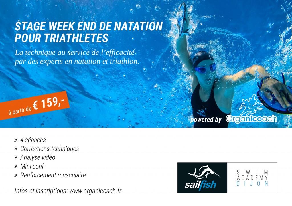 Flyer Swim Academy Dijon